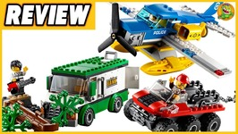 Lego Mountain River Heist 2018 Review - Set 60175