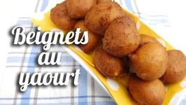 Recette Beignet Au Yaourt