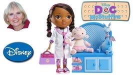Doc McStuffins Magic Talkin' Doc And Friends Doll