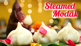 Steamed Modak Recipe  3 Different Fillings - Ganesh Chaturthi Special  The Bombay Chef