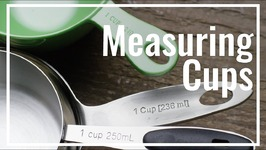All About Measuring Cups