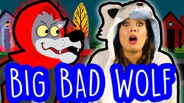 Best Of The Big Bad Wolf - Little Red Riding Hood Three Little Pigs Pinocchio And More
