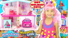 Best Holiday Toys 2017 Christmas Kids Gifts Shopkins Happy Places