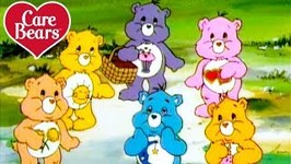 Classic Care Bears - Care Bears At Summer Camp