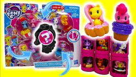 New My Little Pony Sparkly Sweets Cutie Mark Crew Surprise Pack