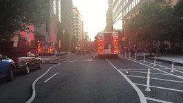 Washington Firefighters Bring Westin Hotel Fire Under Control
