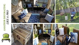 Outdoor Living Spaces  Spring Collab