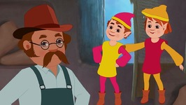The Elves And The Shoemaker Fairy Tale - English Bedtime Stories For Kids
