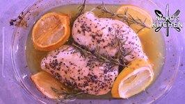 Honey And Lemon Chicken Bake - Shorts