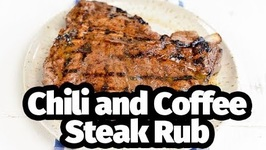 Chili And Coffee Steak Rub