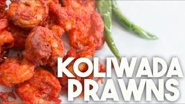 Prawns KOLIWADA - Spicy Crispy PRAWNS