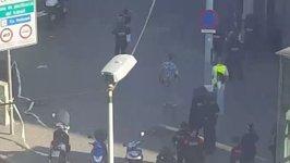 Police Evacuate Las Ramblas Area After Barcelona Van Attack