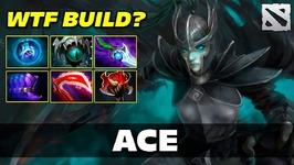 Ace WTF BUILD?! Phantom Assassin Dota 2