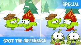 Spot the Difference Ep 19 - Om Nom Stories - At The Fair