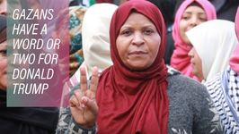Voices Of The Protesting Palestinians