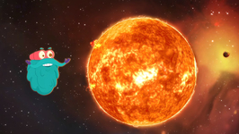 Solar Flare - The Dr. Binocs Show - Best Learning Videos For Kids