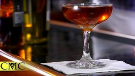 How To Make The Greenpoint Cocktail Recipe / Manhattan Variation