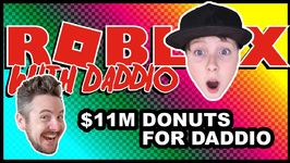 11M Donuts for Daddio