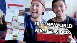 Try The World - Michelin Box Unboxing Feat. Nicola Foti