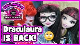 Monster High Doll Series Skull Academy s03 ep26