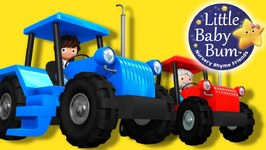Tractor Song - Nursery Rhymes - Original Song