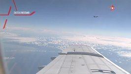Russian Military Says Nato F-16 'Buzzed' Defense Minister's Plane