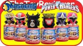 Power Rangers Mashems Color Change Mashems Blind Bags Unboxing Toy Review