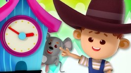 Hickory Dickory Dock - Little Eddie Rhymes And Videos For Kids