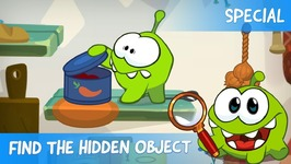Find the Hidden Object Ep 15 - Om Nom Stories- Sweet Recipe