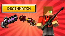 Pixel Gun 3D - Deathmatch - 1 - Jump Cuts