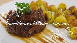 Carrilleras Al Pedro Ximenez / Carrilleras De Cerdo / Carilleras / Recetas De Navidad Faciles
