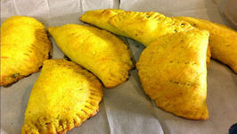 Low Carb Jamaican Beef Patties - How To Make Jamaican Beef Patties Low Carb Keto