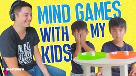 Mind Games With My Kids (The Marshmallow Test) - Daddy Diaries: Ep04