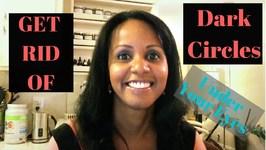 3 Remedies For Dark Circles Under Your Eyes