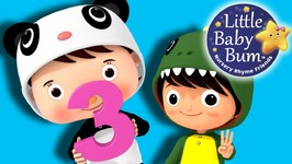 Little Baby Bum - Number Song - Nursery Rhymes for Babies - Songs for Kids