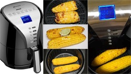 Air Fryer Corn On The Cobs
