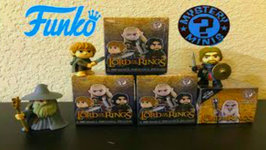Funko Mystery Minis Lord Of The Rings Unboxing With Hot Topic Exclusive