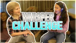 Escape From Mr. Lemoncello's Library Movie Cast Does The Whisper Challenge