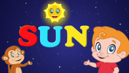 Sun - Space Song- Original Learning Songs for Kids