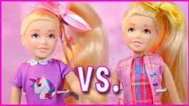 JoJo Siwa Kid in a Candy Store Singing Doll vs. JoJo Siwa Boomerang Doll Review
