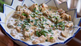 Chicken Stroganoff - My Recipe Book By Tarika Singh