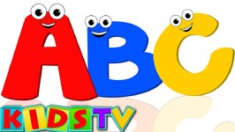 Abc Song - Abc Song For Kids And Childrens - Alphabet Song For Toddlers