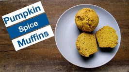 Better Than Bucks - Pumpkin Spice Muffins