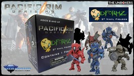 Diamond Select Toys Pacific Rim Uprising D-Formz Vinyl Figure Blind Boxes