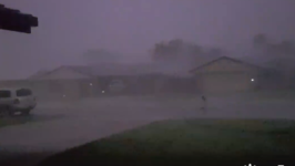 Strong Winds and Lightning Reported in Gracemere Amid Severe Weather