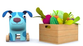 Woodventures Birthday- Learn Animals for Babies with Nursery Rhymes