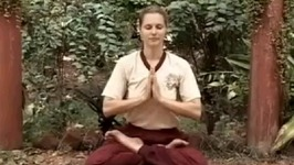 Yoga Mudras - Namaskar Mudra And Anjali Mudra - Relieves Tension