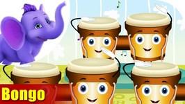 Bongo - Musical Instrument Song
