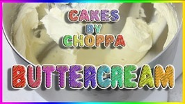 Cakesbychoppa's Go To Buttercream Recipe