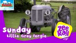 Sunday With Fergie - Little Grey Fergie